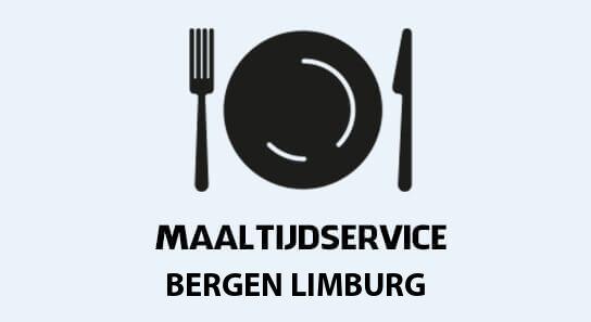 warme maaltijden aan huis in bergen-limburg