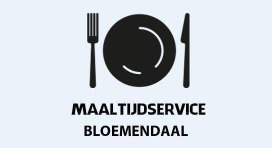 warme maaltijden aan huis in bloemendaal