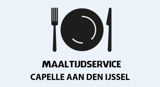 warme maaltijden aan huis in capelle-aan-den-ijssel