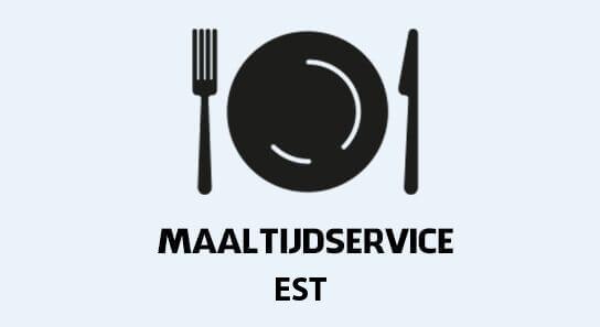 maaltijdvoorziening est