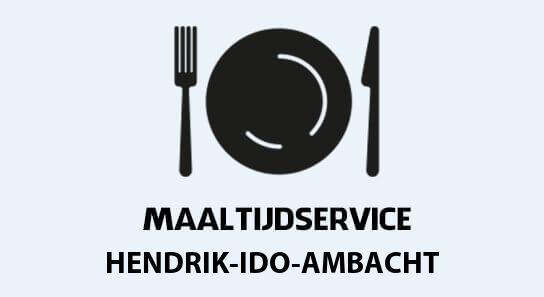 maaltijdvoorziening hendrik-ido-ambacht