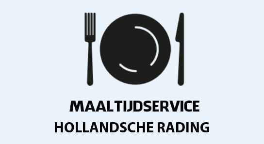 warme maaltijden aan huis in hollandsche-rading
