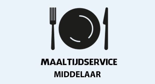 maaltijdvoorziening middelaar
