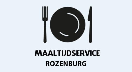 warme maaltijden aan huis in rozenburg