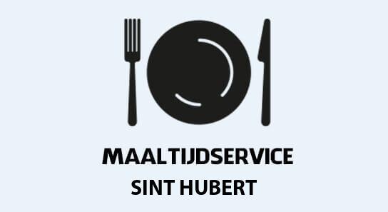 maaltijdvoorziening sint-hubert